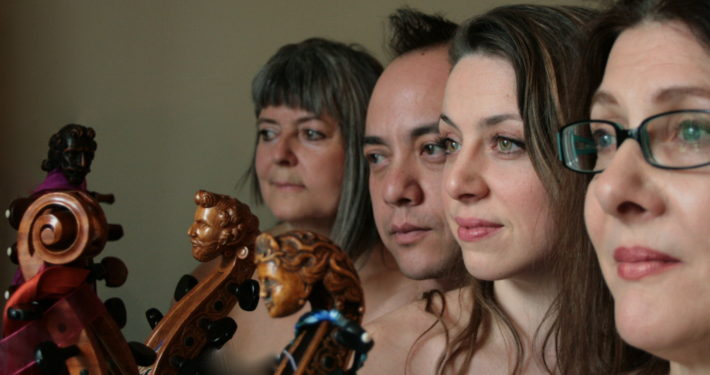 Consort Les Voix humaines Crédit : Tobias Haynes
